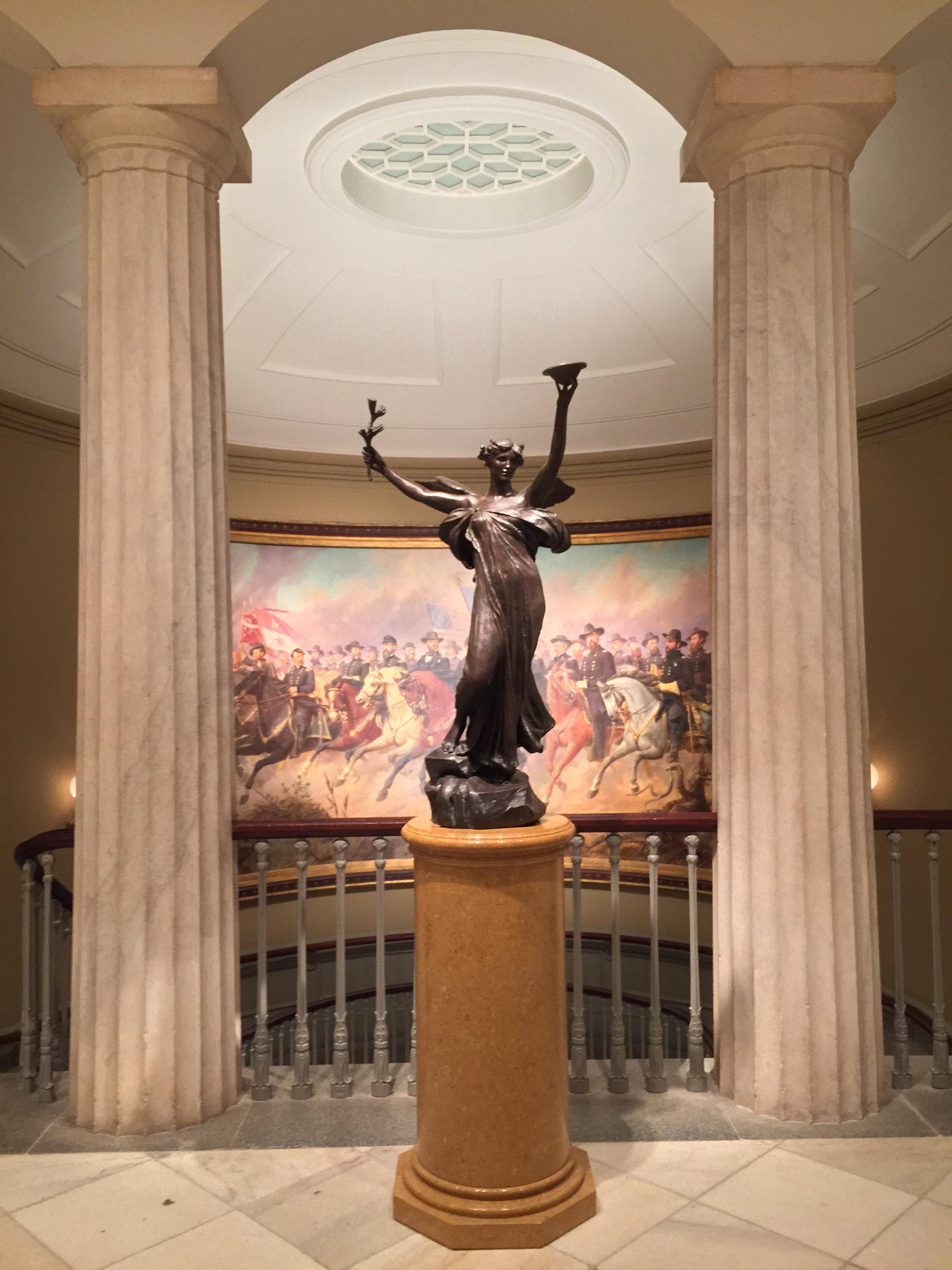 Portrait Gallery Art in DC