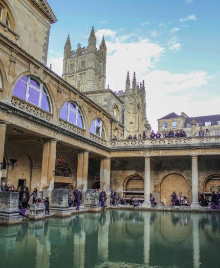 Exploring Bath, England