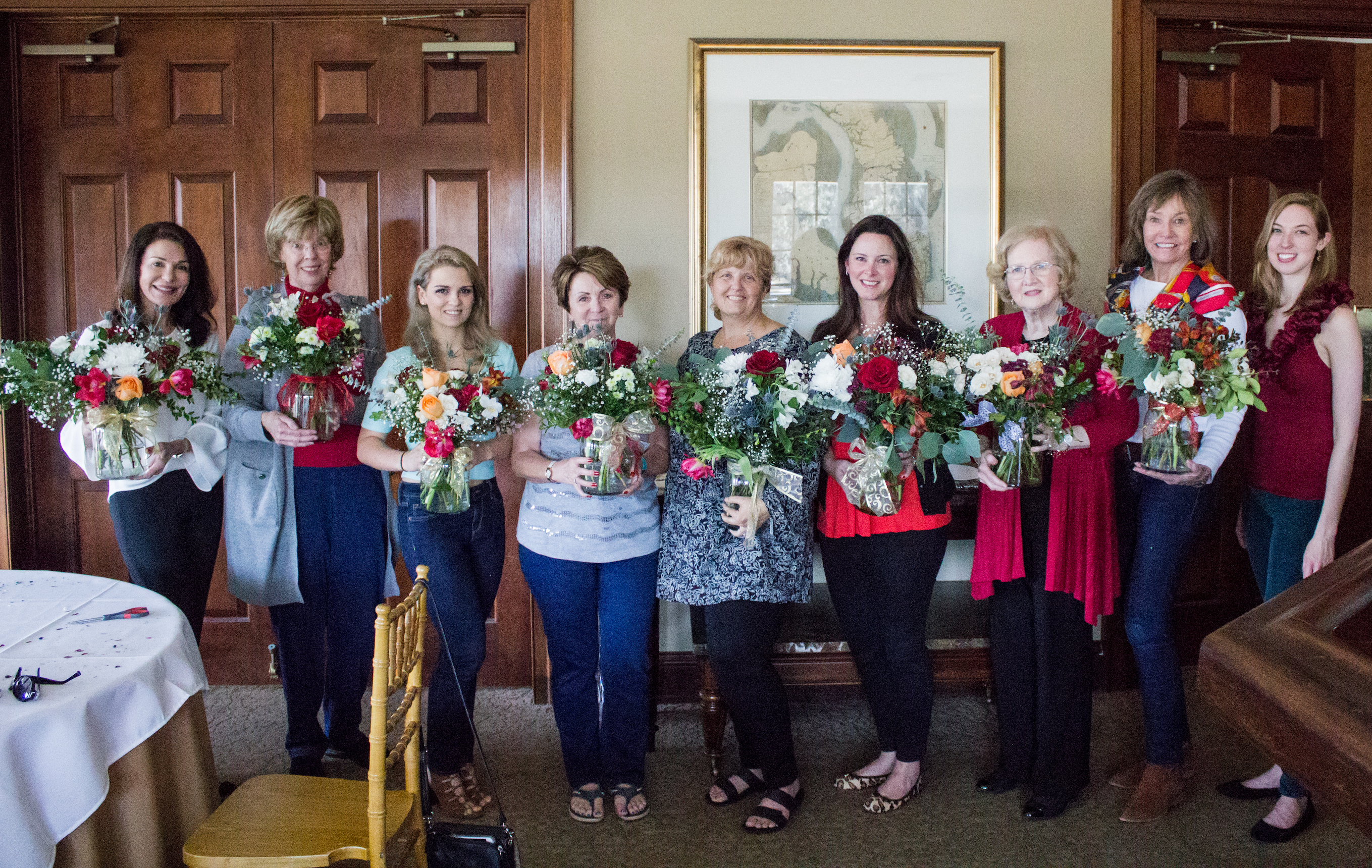 Holiday Floral Workshop