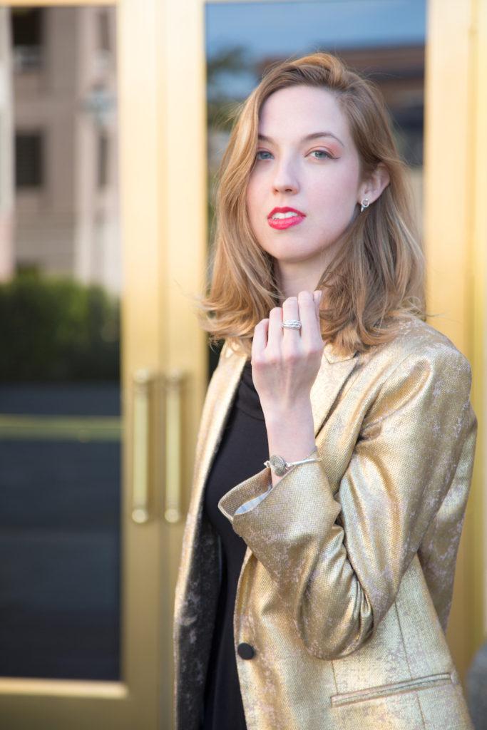 New Year's Eve Charleston Gold Creations Jewelry