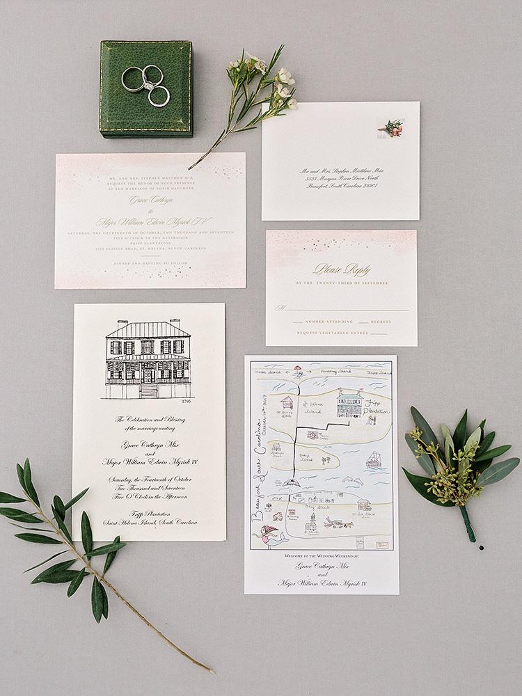 A Coastal Wedding